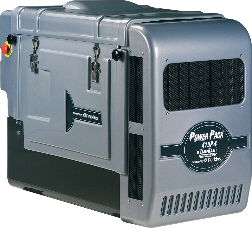 Power Pack 415P4
