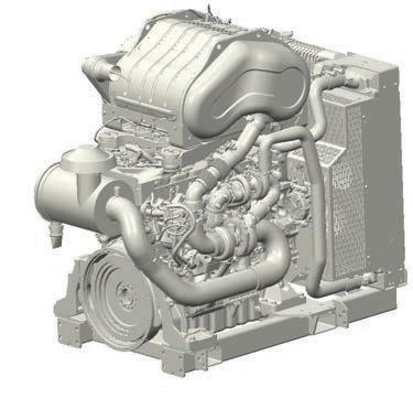 1206F-E70TTAG3 Diesel Engine - ElectropaK