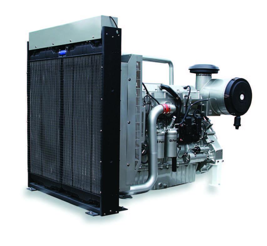 2806C-E18TAG3 Diesel Engine – ElectropaK