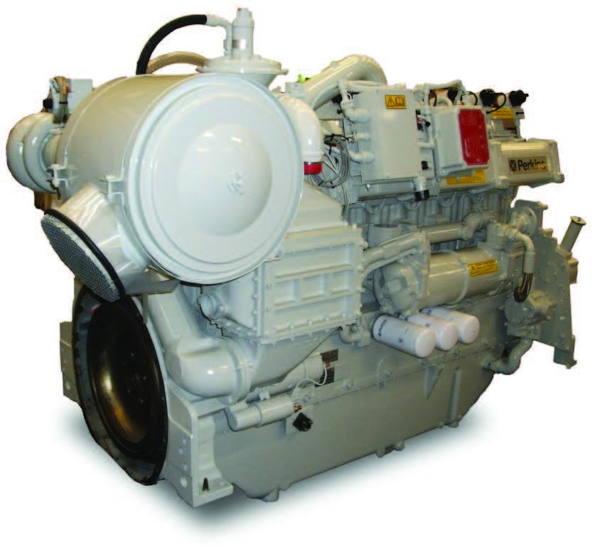 4008-30TRS1 Spark Ignited Gas Engine