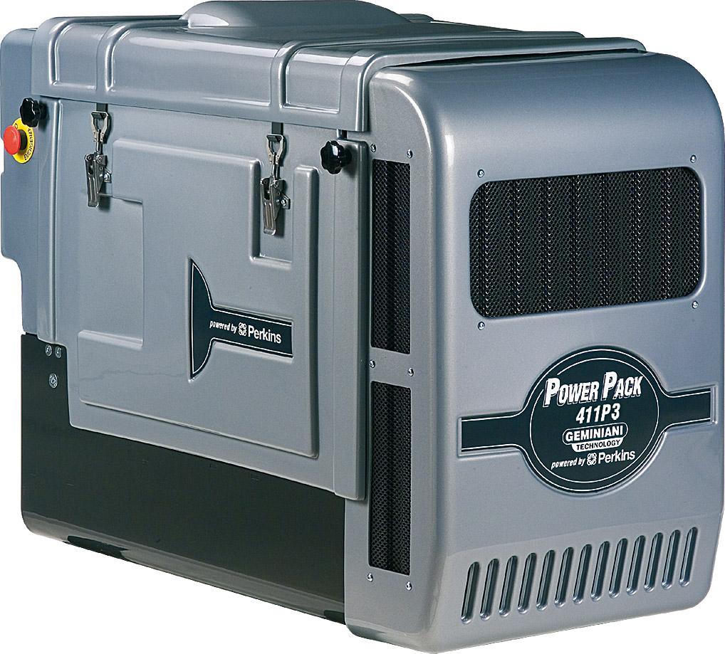 Power Pack 411P3