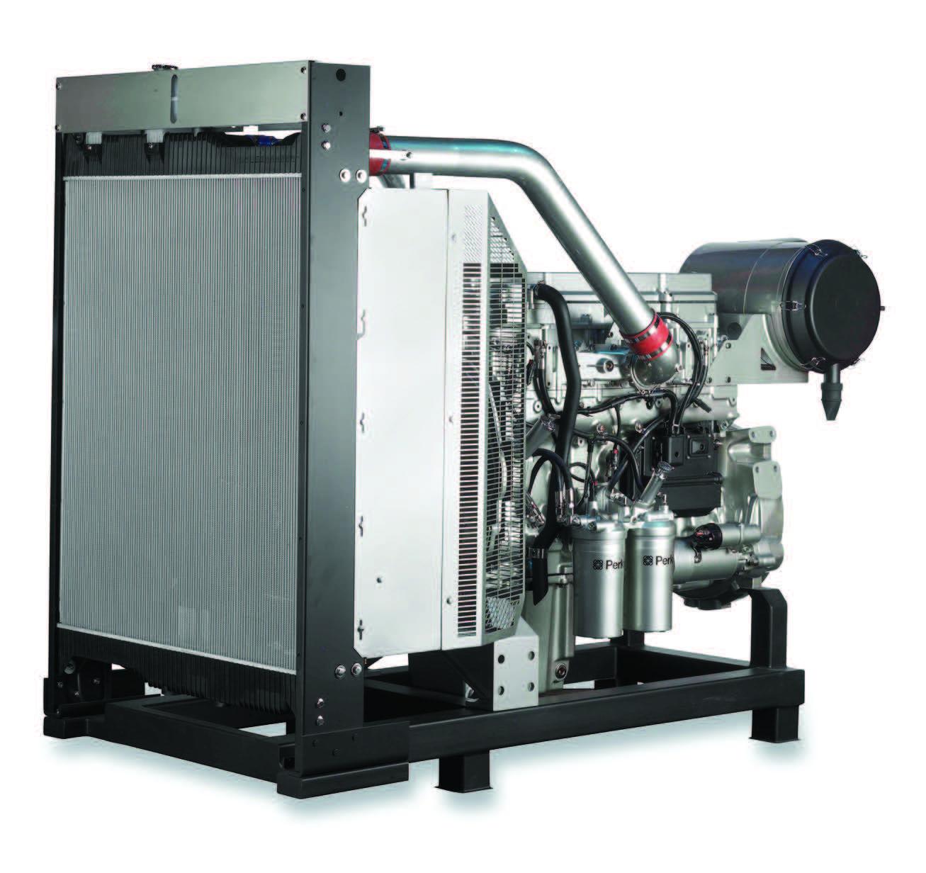 2206C-E13TAG3 Diesel Engine - ElectropaK