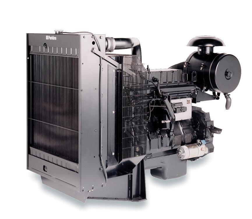 CKD: 1306A-E87TAG6 Diesel Engine – ElectropaK + UCD274K