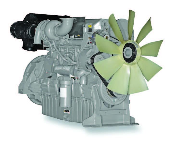 2506A-E15TAG3 Diesel Engine – ElectropaK –Non-Emissions compliant