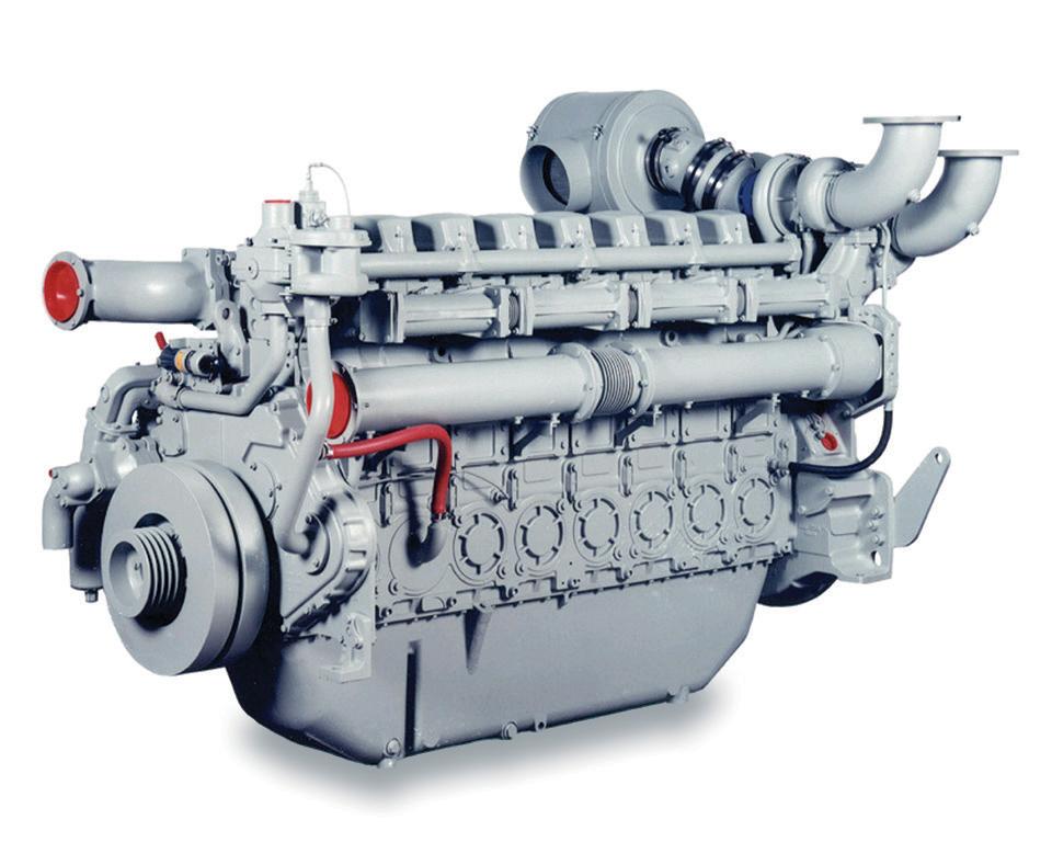 4008TAG1A/2A Diesel Engine – ElectropaK