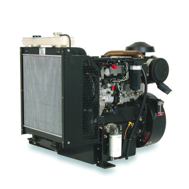 CKD: 1104A-44TG1 Diesel Engine – ElectropaK + UCI224F