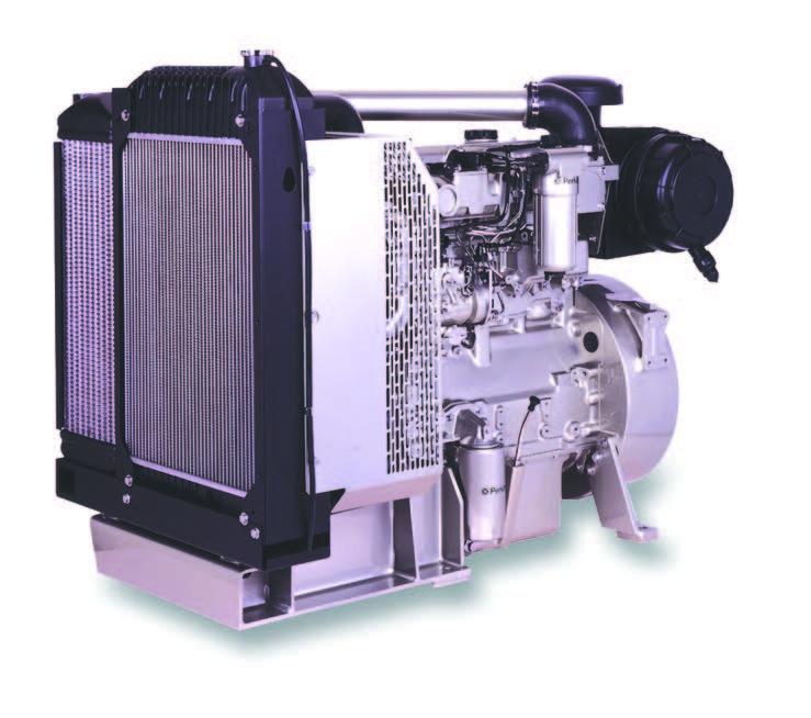 CKD: 1104C-44TAG1 Diesel Engine – ElectropaK + UCI224G