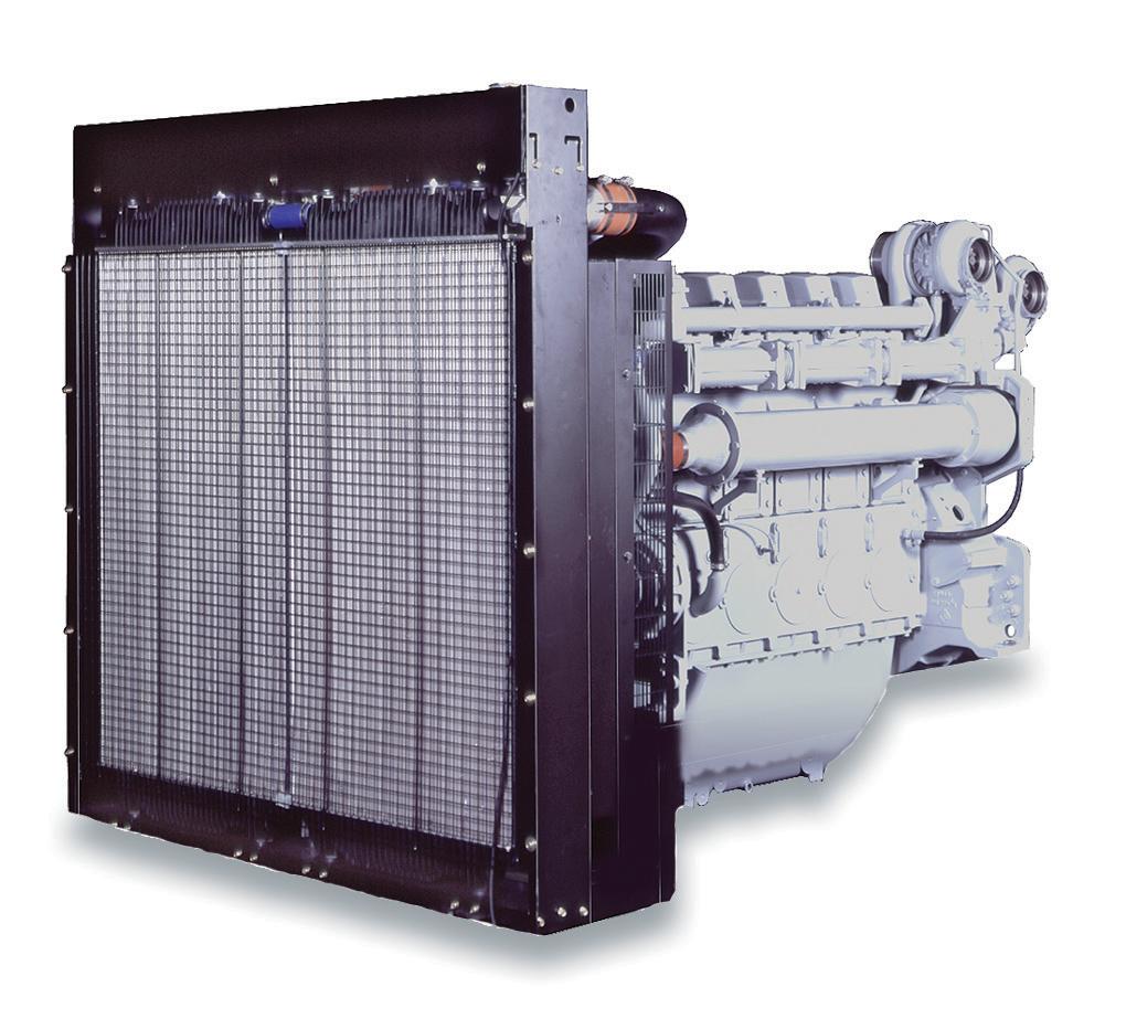 CKD: 4006-23TAG3A Diesel Engine – ElectropaK + HCI634G