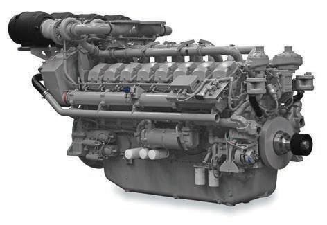CKD: 4016-61TRG1, TRG2 Diesel Engine – ElectropaK + PI734E