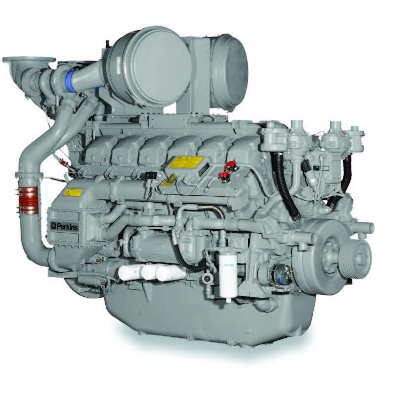 4012-46TWG3A Diesel Engine – ElectropaK