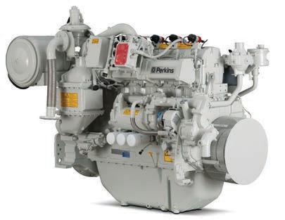 4006-23TRS2 Spark Ignited Gas Engine