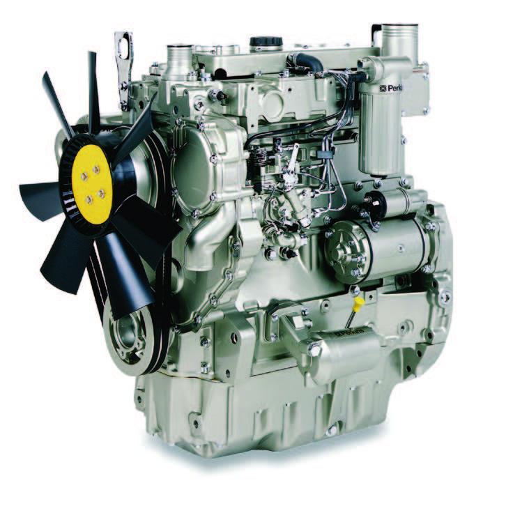 1104C-44TG3 Diesel Engine – ElectropaK
