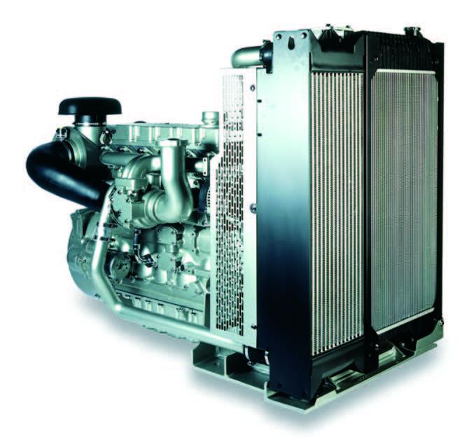 1106C-E66TAG4 Diesel Engine – ElectropaK
