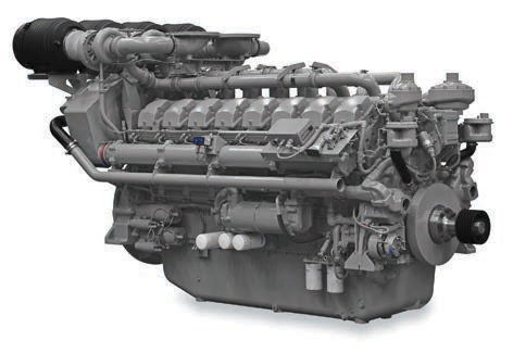 CKD: 4016-61TRG3 Diesel Engine – ElectropaK + PI734G